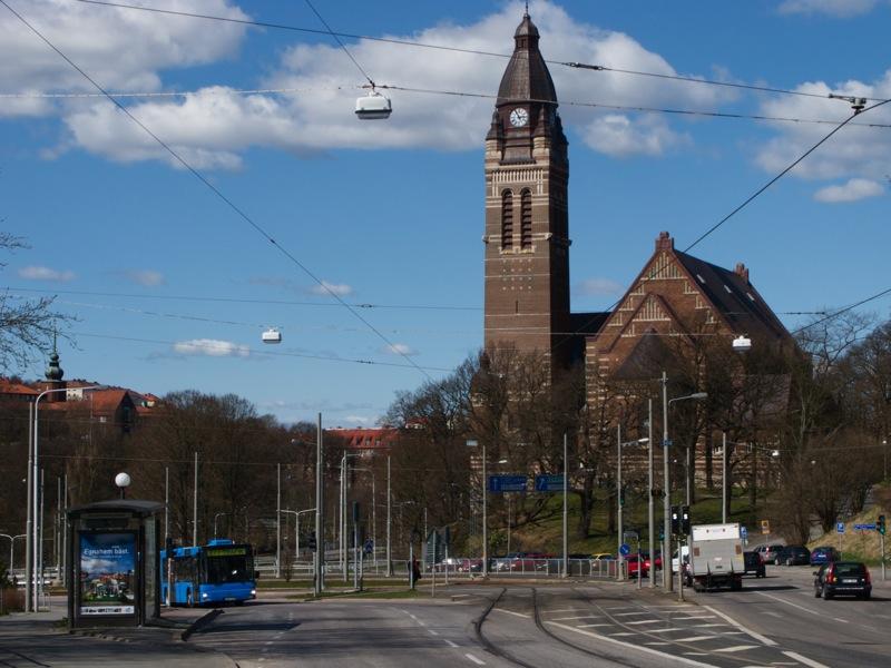 besöker datum träldom i Göteborg